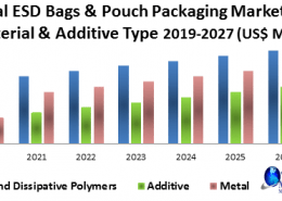 Global ESD Bags & Pouch Packaging Market- Industry Analysis and forecast 2019 – 2027