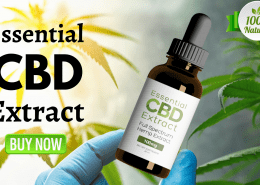 What is Essential CBD Extract Oil?