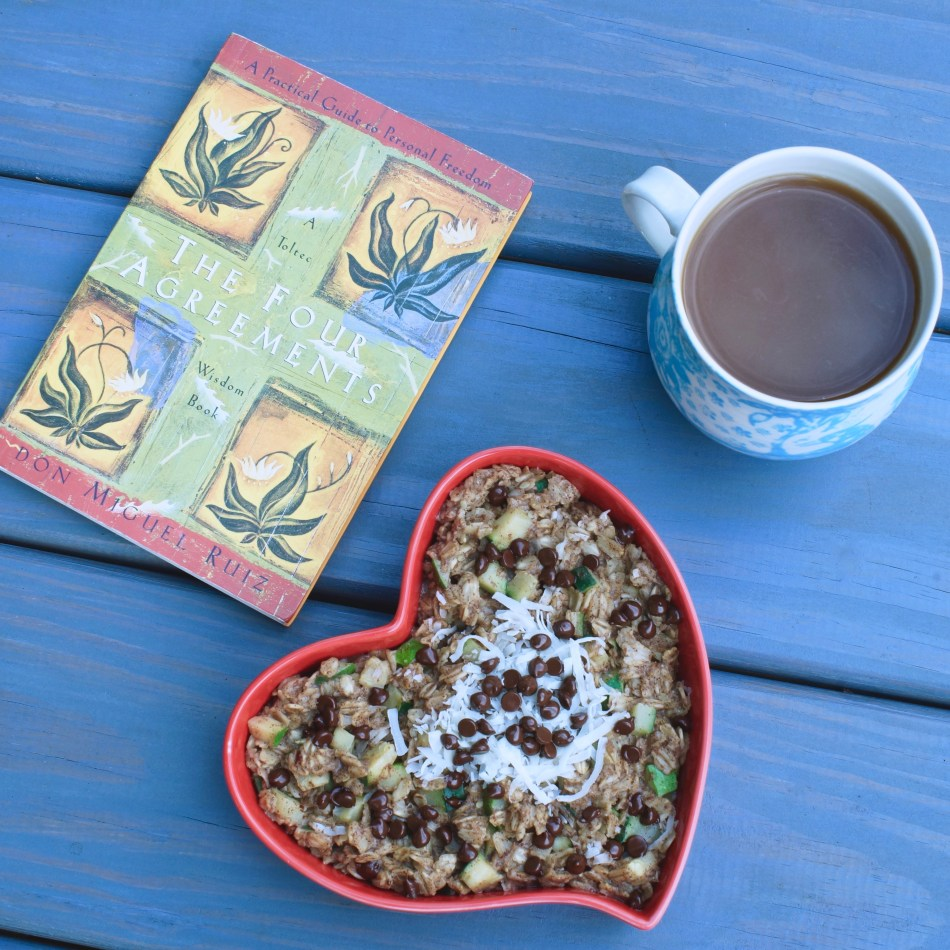 chocolate zucchini bread oatmeal recipe