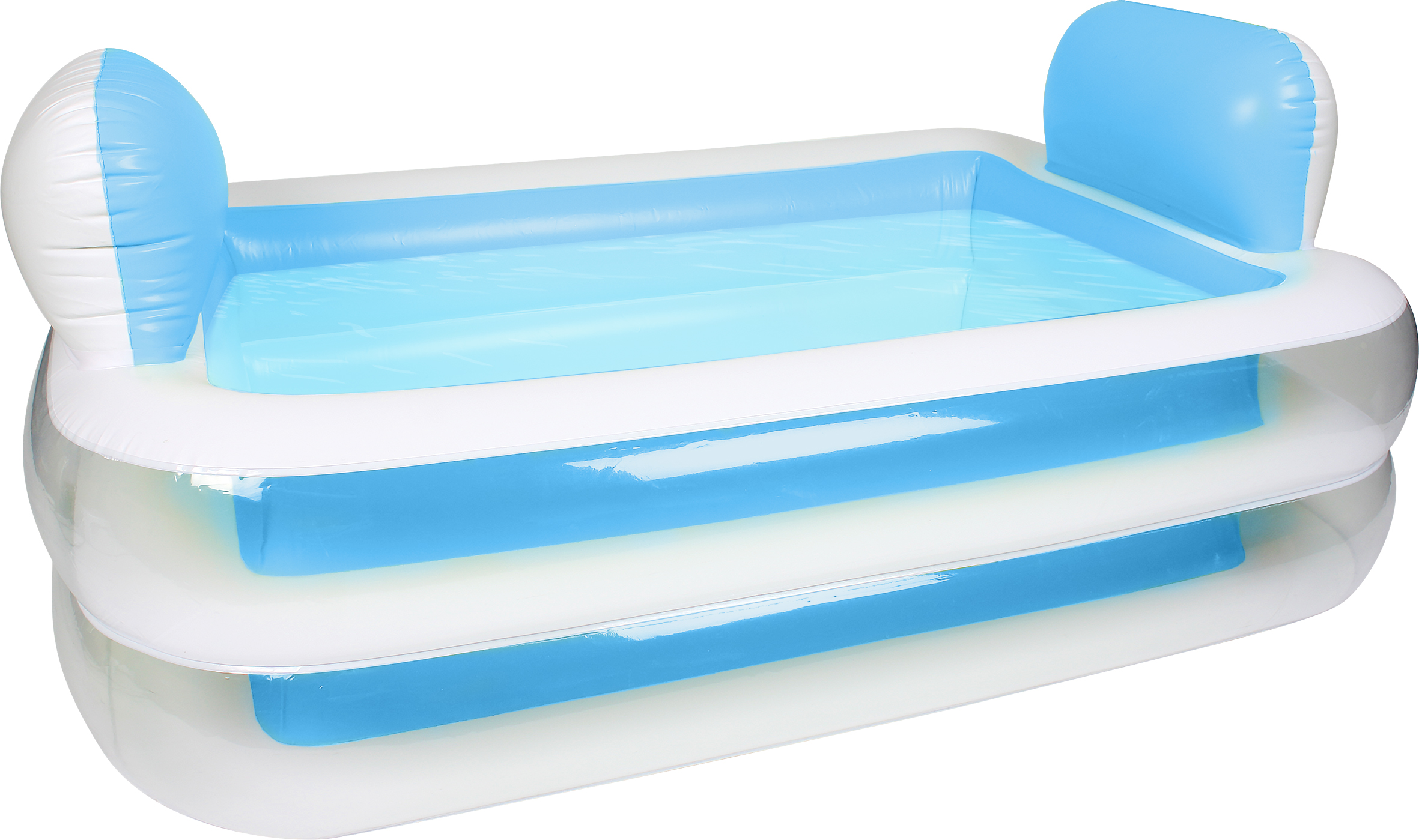 Inflatable Family Swimming Pool Rectangular Pillows