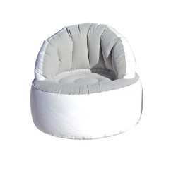Inflatable Chair Canada Covers Images Grey Flocked Swimming Pool Lounge Chairs Water