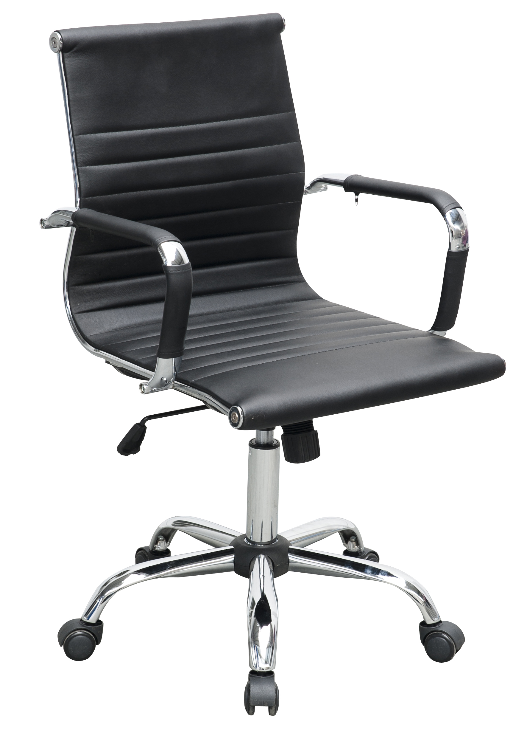 black leather office chair high back bookshelf for sale executive premium pu faux