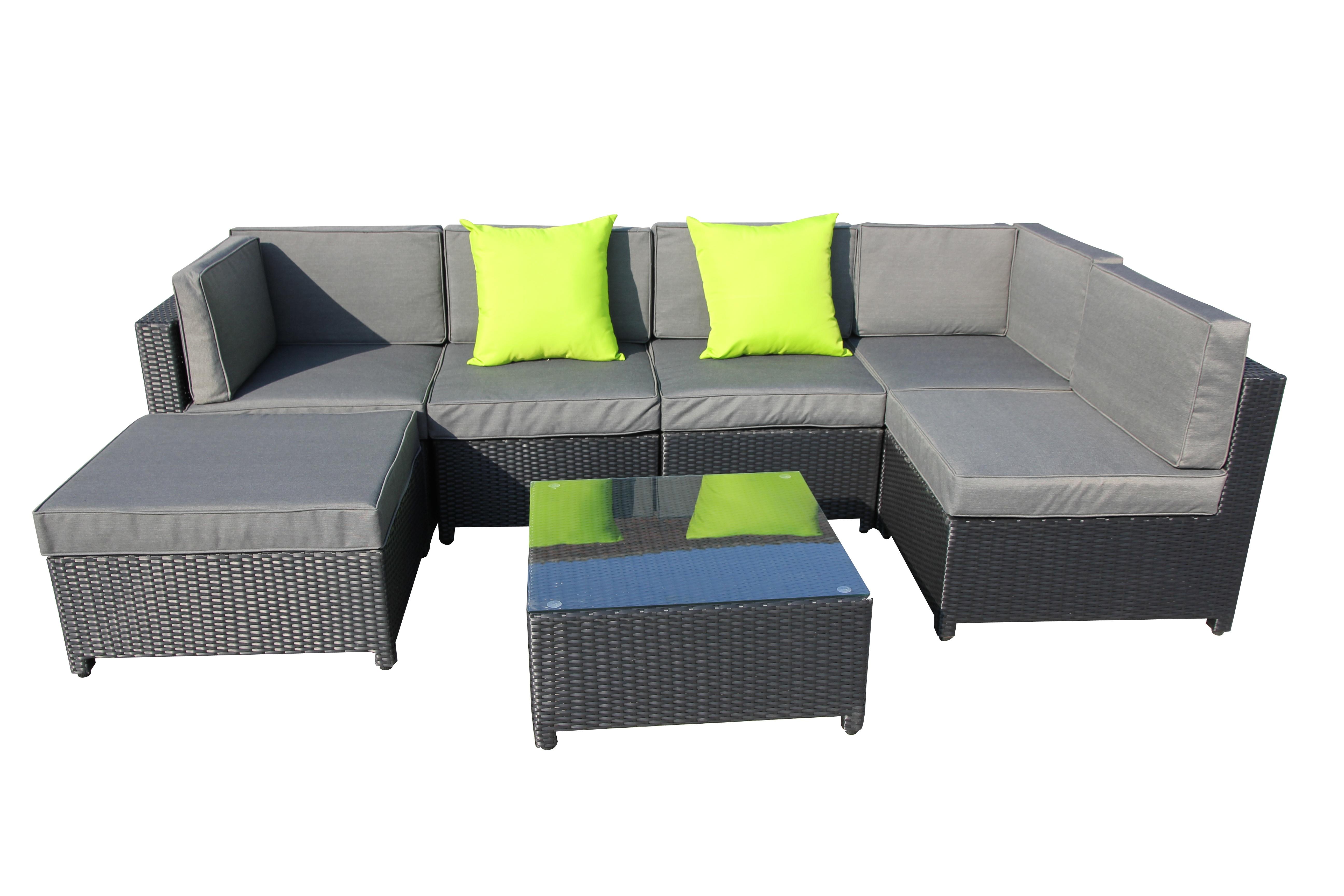 outdoor sofa lounge furniture natuzzi leather sectional kuta wicker rattan indoor patio