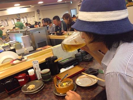 とよの寿司を食う@のっぽさんじゃありませんよ