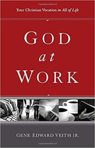 How does my faith in Jesus connect with my work life?