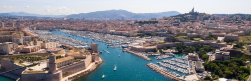 Marseille Named As Best French City For Work-Life Balance
