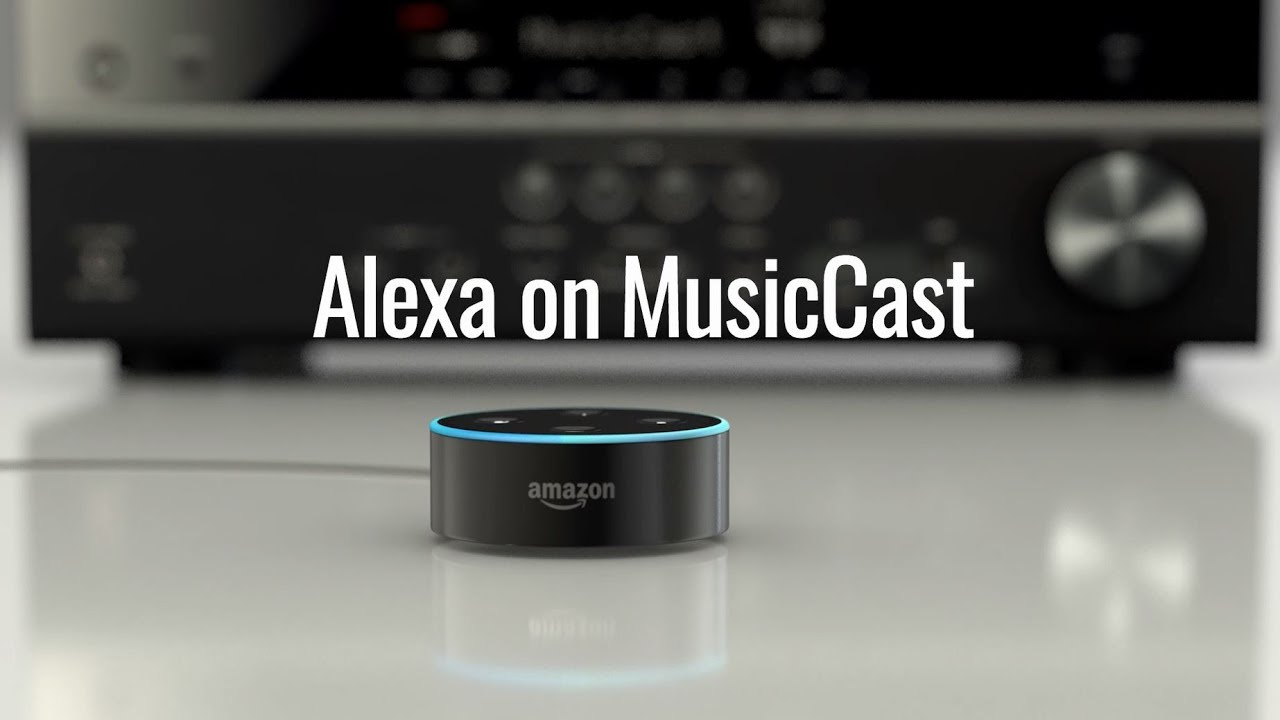 Yamaha Adds Alexa to Over 40 MusicCast Devices!