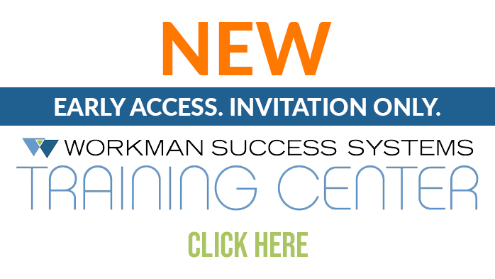 workman success systems new training center