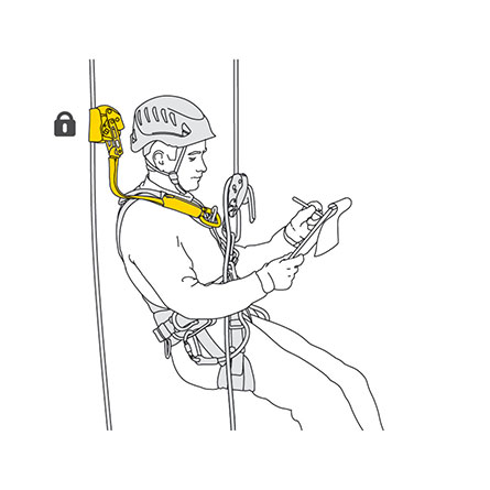 Petzl ASAP Lock Fall Arrest