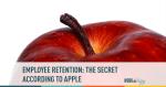 employee retention, employee satisfaction, apple