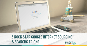 5 Rock Star Google Internet Sourcing Tricks