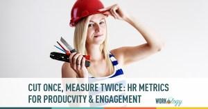 HR Metrics, Employee Productivity, Employee Engagement