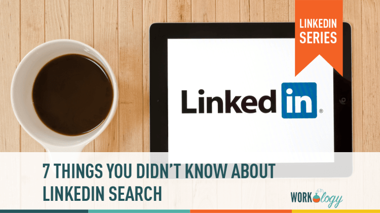 linkedin, job search, social media