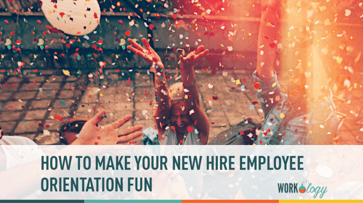 making new employee orientation fun updating your presentation
