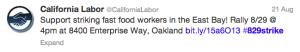 california-union-strike
