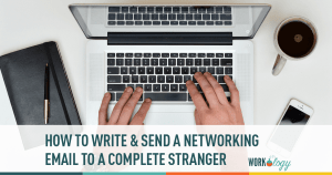 Great Example of How to Send a Networking Email