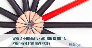 Why Affirmative Action is Not a Synonym for Diversity