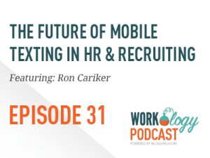 Ep 31 – Future of Mobile & SMS Text Messaging with Ron Cariker