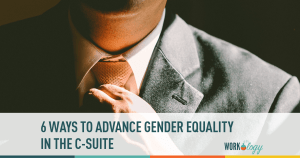gender equality, c-suite, advancement,
