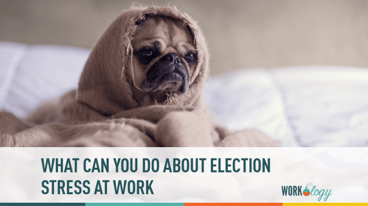 election, stress, workplace, trump