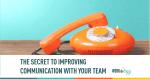 Team communication, workplace communication, team communication at work, communicating with a team,