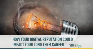 digital reputation, personal brand, workplace