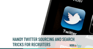 sourcing, twitter, social media, recruiters