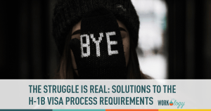 H-1B Visa, Visa Requirements, Business Travel