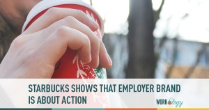 starbucks employer brand, employer brand, starbucks