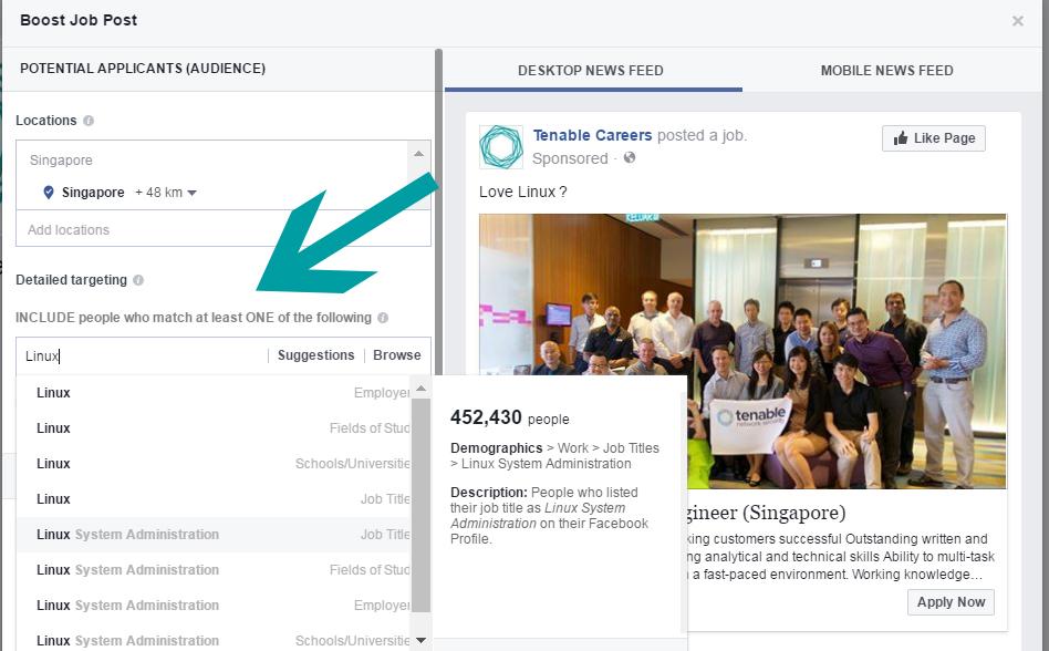 NEW Facebook Job Postings: Boosting them to get seen! | Workology