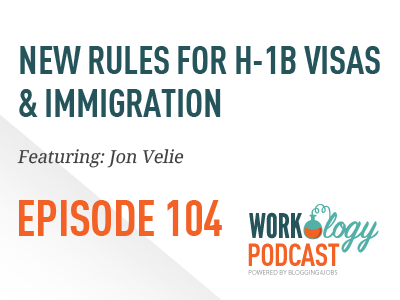 H-1B Visa, Immigration, Travel, Jon Velie