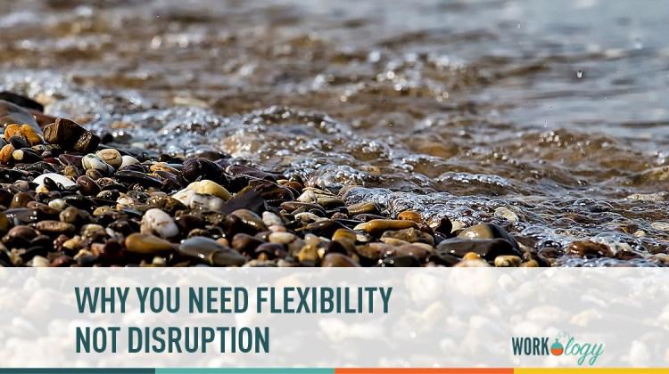 flexibility, flexible workplace, disruption