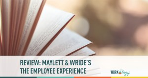 Book Review: The Employee Experience