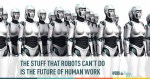 robots, jobs, future of work