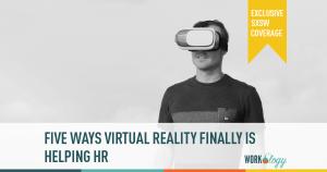 HR, HR Tech, Virtual Reality