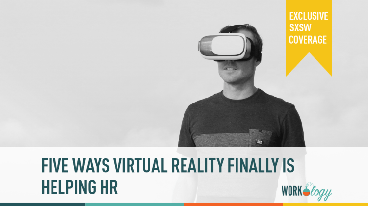 HR, HR Tech, Virtual Reality