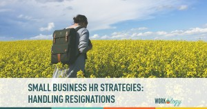 Handling an Employee Resignation