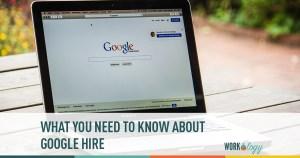 google, google hire, talent acqusition