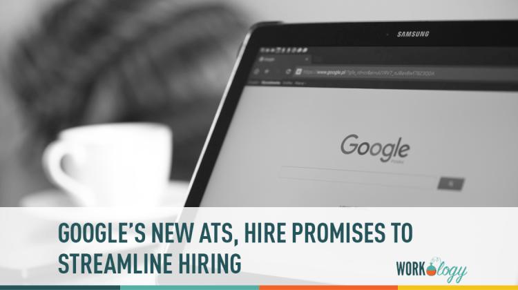 google hire, google ATS, google HR technology, google hr tech