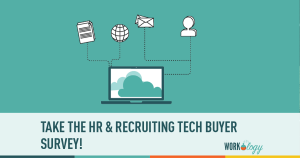 recruiting technology, hr technology, hr survey