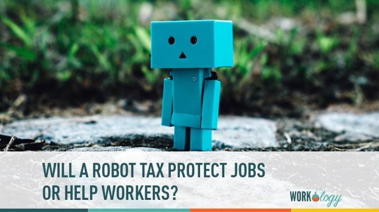 robot tax, robotification, robots taking jobs