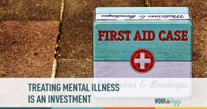 Treating Mental Illness Is An Investment for Employees and Employers