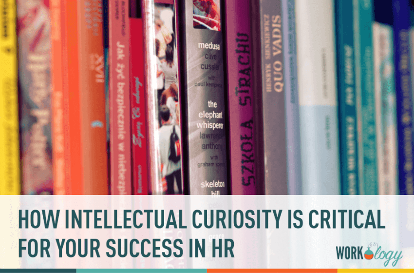 How Intellectual Curiosity is Critical for Your Success in HR