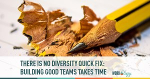 There Is No Diversity Quick Fix: Building Good Teams Takes Time