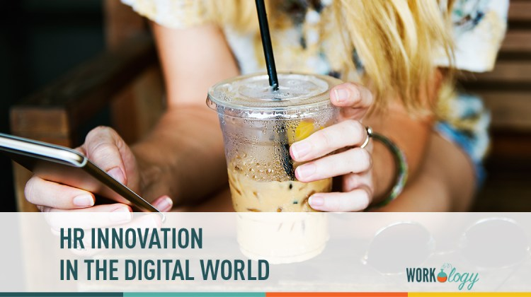 hr innovation in a digital world
