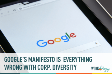That Google Manifesto Sums Up Everything Wrong with #Diversity