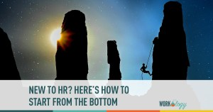 New to HR? Starting From the Bottom