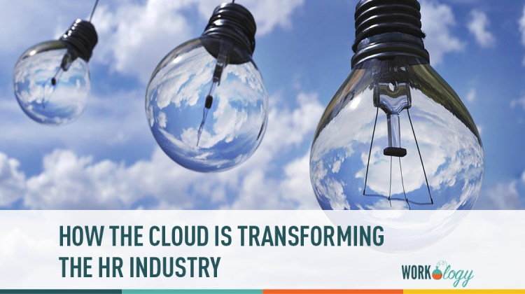 how the cloud is transforming the hr industry
