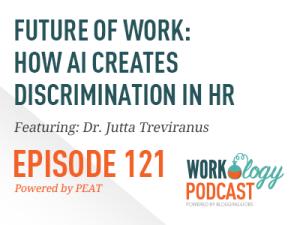 artificial intelligence hiring, artificial intelligence HR, workology podcast, Dr. Jutta Treviranus