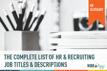 The Complete List of HR and Recruiting Job Titles